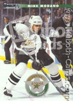 NHL 1996 / 97 Donruss - No 22 - Mike Modano