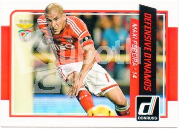 Fus 2015-16 Donruss Defensive Dynamos - No 6 - Pereira