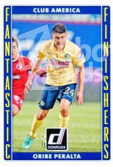 Fus 2015-16 Donruss Fantastic Finishers - No 11 - Oribe Peralta