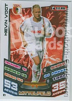 Fussball 2013-14 Topps Match Attax - No 13 - Kevin Vogt