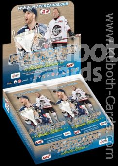 DEL 2013 / 14 Playercards Box Inside Edition - 1 Box