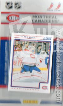 NHL 2012-13 Panini Score Team Collection Montreal Canadiens
