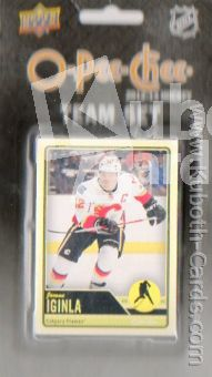 NHL 2012-13 O-Pee-Chee Team Set Calgary Flames
