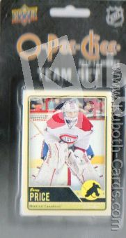 NHL 2012-13 O-Pee-Chee Team Set Montreal Canadiens