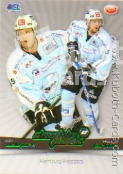 DEL 2007 / 08 CityPress Doublepack - No DP06 - Andy Delmore / Francois Fortier