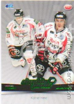 DEL 2007 / 08 CityPress Doublepack - No DP10 - Stephane Julien / Ivan Ciernik