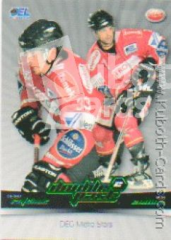 DEL 2007 / 08 CityPress Doublepack - No DP04 - Peter Ratchuk / Rob Collins