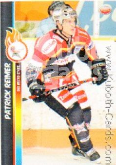 DEL 2008 / 09 CityPress Play & Trade - No 068 - Patrick Reimer