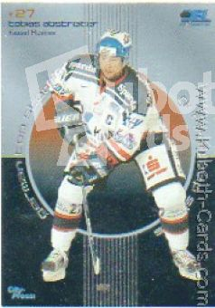 DEL 2002 / 03 CityPress German Top Star - No GT02 - Tobias Abstreiter