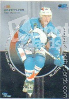 DEL 2002 / 03 CityPress German Top Star - No GT09 - Wayne Hynes