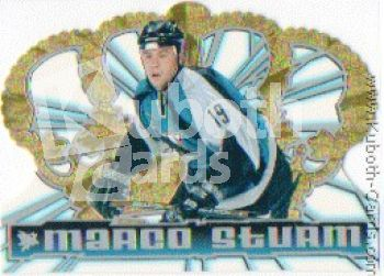 NHL 1998-99 Crown Royale - No 121 - Marco Sturm
