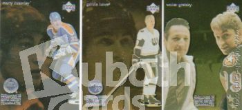 NHL 1998-99 McDonald's Upper Deck Gretzky's Teammates