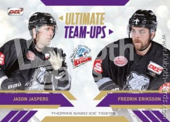 DEL 2013-14 CityPress Ultimate Team-Ups - No UT11