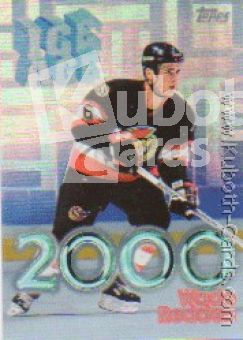NHL 1998-99 Topps Ice Age 2000 - No I5 - Wade Redden