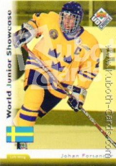 SHL 1998-99 Swedish UD Choice - No 218 - Johan Forsander