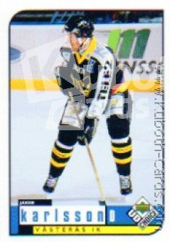 SHL 1998-99 Swedish UD Choice - No 184 - Jakob Karlsson
