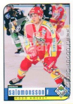 SHL 1998-99 Swedish UD Choice - No 173 - Andreas Salomonsson