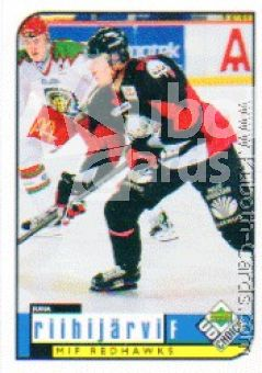 SHL 1998-99 Swedish UD Choice - No 162 - Juha Riihijärvi