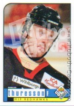 SHL 1998-99 Swedish UD Choice - No 158 - Marcus Thuresson