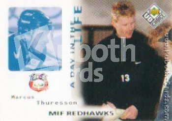 SHL 1998-99 Swedish UD Choice Day in the Life - No DL8