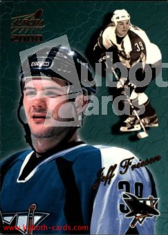 NHL 1999-00 Aurora - No 120 - Jeff Friesen