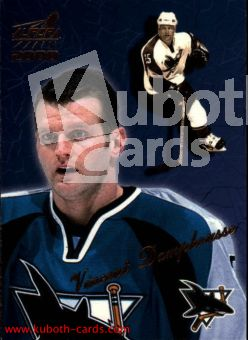 NHL 1999-00 Aurora - No 119 - Vincent Damphousse