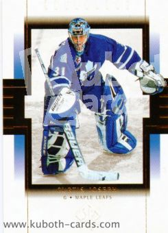 NHL 1999-00 SP Authentic - No 31 - Curtis Joseph
