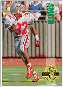 NFL 1993 Classic Four-Sport - No 79 - Robert Smith