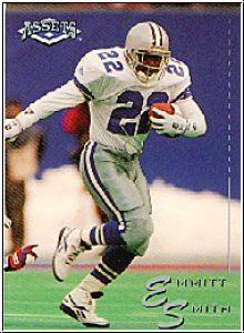 NFL 1994 / 95 Assets Classic - No 55 - Emmitt Smith