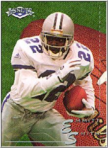 NFL 1994 / 95 Assets Classic - No 80 - Emmitt Smith