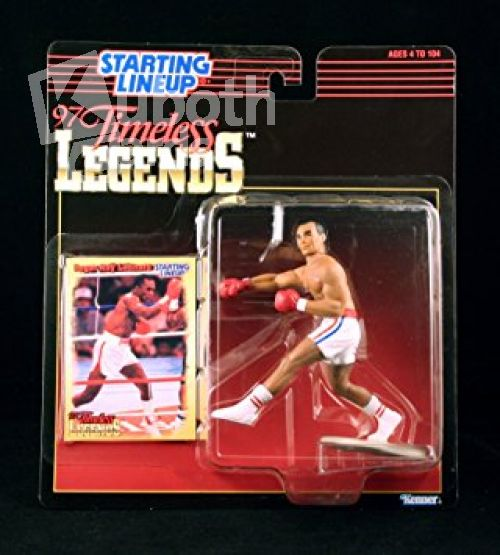 Boxen 1997 Kenner Starting Line Up Timeless Legends - Sugar Ray Leonard