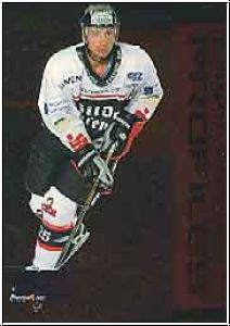 DEL 2000 / 01 Upper Deck Profiles - No P4 - Wallace Schreiber