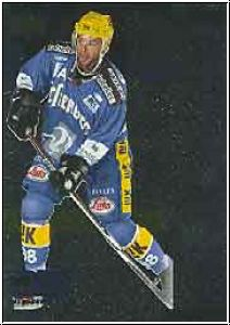 DEL 2000 / 01 Upper Deck Profiles - No P6 - Mike Bullard