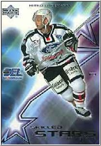 DEL 2001 / 02 Upper Deck - No SS8 - Mirko Lüdemann
