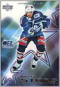 DEL 2001 / 02 Upper Deck - No SS9 - Stéphane Richer