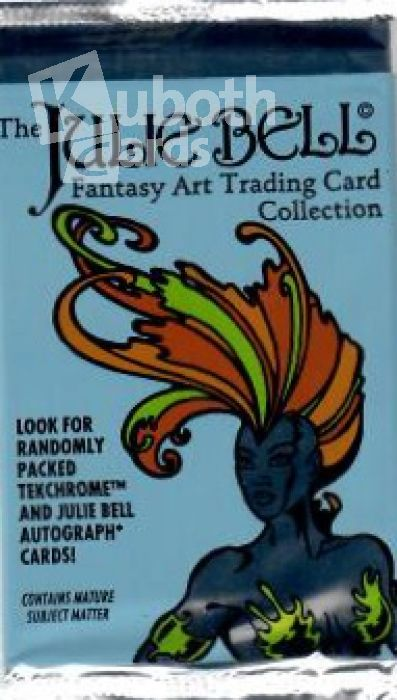 Julie Bell 1994 Cardz Fantasy Art Trading Card Colletion