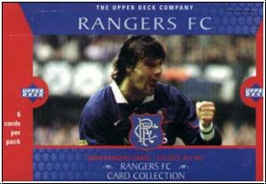 Fussball 1998 Upper Deck Glasgow Rangers
