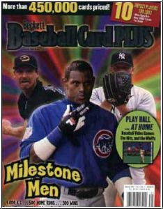 MLB Beckett Card Plus - Frühling 2003