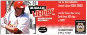 MLB 2000 Ultimate Victory