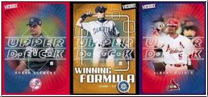 MLB 2003 Upper Deck Victory