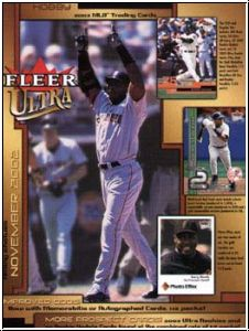MLB 2003 Fleer Ultra