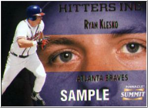 MLB 1996 Summit - No 11 of 16 - Ryan  Klesko