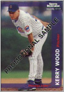 MLB 1999 Sports Illustrated - No S 160 - Kerry Wood