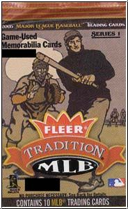 2005 Fleer Tradition Retail