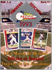 MLB 1993 Pacific Serie 1