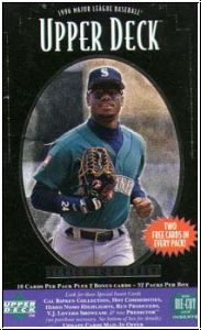 MLB 1996 Upper Deck Serie 2