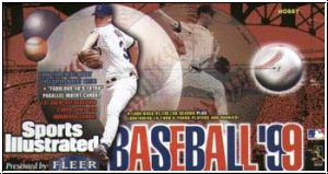 MLB 1999 Fleer Sports Illustrated
