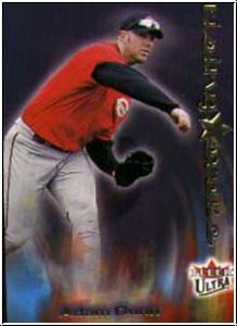 MLB 2002 Ultra Rising Stars - No 5 of 15 FS - Adam Dunn
