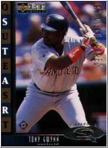 MLB 1998 Collector´s Choice - No SQ19 - Tony Gwynn