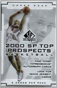 NBA 2000 SP Top Prospects
